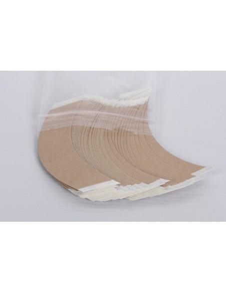 Hairtape NO residue contour