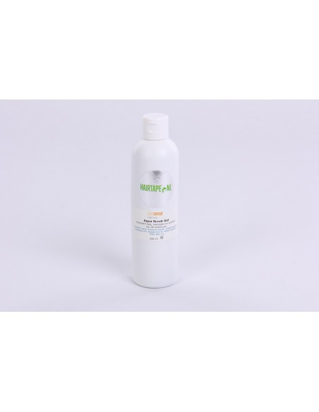 Aqua scrub gel