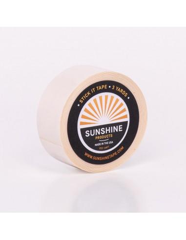 Sunshine stick-it hair tape - dunne...